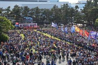 현대차 노조, 단체협약 교섭 불발...6년 연속 파업에 돌입