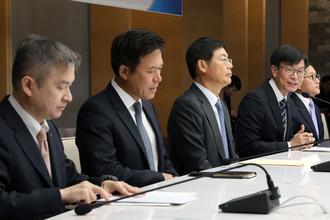 김상조, 5대 그룹 간담회에 공정한 하도급 거래·노사관계 적극적 역할 당부