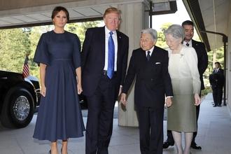 """WSJ """"트럼프 방중, 무역적자 풀기보단 의문점만 제기될 것"""""""