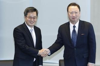 김동연, 내주부터 기업인들 만나 정부 정책에 협조 구할 것