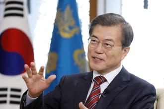 文대통령 방중 경제인단 대·중소기업·문화· 게임영역까지...역대 '최대'규모