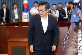 """김동연 장관 """"7월 중 저소득층 소득 감소·분배악화 대책 발표"""""""