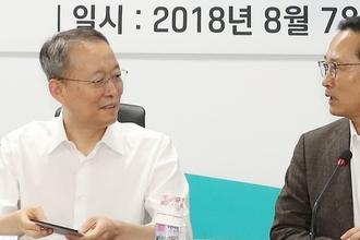 """백운규 장관 """"7~8월 전기요금, 단계별로 100㎾h씩 확대"""""""