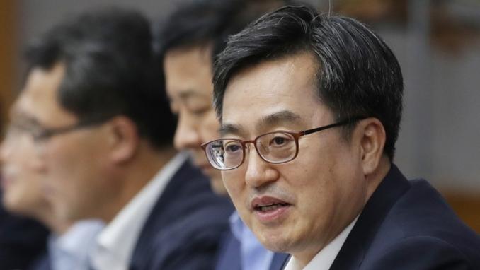 """김동연 """"내년, '일자리창출'·'미래성장동력 확충' 위해 예산 강화"""""""