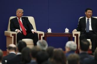 """블룸버그 """"美, 트럼프·시진핑 무역합의 실패시 모든 中수입품에 관세 조치"""""""