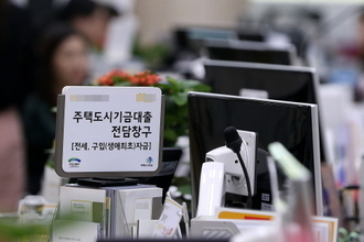 주요 시중은행 주택담보대출 400조 돌파