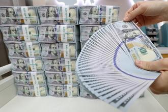 작년말 외환보유액 4037억달러 '사상 최대' 경신