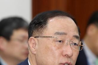 """홍남기 부총리 """"올해는 재정의 적극적 역할 요구되는 시기"""""""