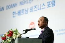 """홍남기 """"베트남, 신남방정책 핵심 파트너…미래 협력 속도 높여야"""""""