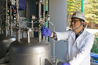 한국전력, 안전성 높인 '수소저장 액체기술' 실증 성공