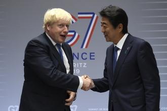 영국-일본 FTA 협상 시작…영국, TPP에 관심
