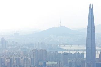 서울 아파트값 계속되는 상승세