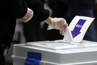 4·7 재보궐 오전 9시 투표율 6.2…강남3구 투표율 높아