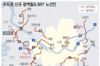 이변은 없었다…GTX-D '김포-부천' 확정