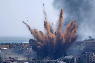 """이스라엘·하마스, 가자지구 휴전 합의…""""상호적·무조건적 휴전"""""""