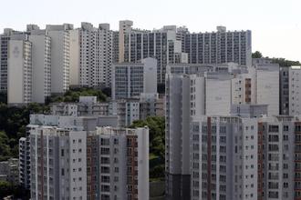 강북 아파트 평균 전세 5억 넘었다